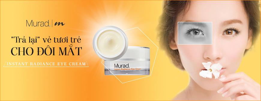 Kem giảm thâm, xóa nhăn vùng mắt cấp kỳ Murad Instant Radiance 2