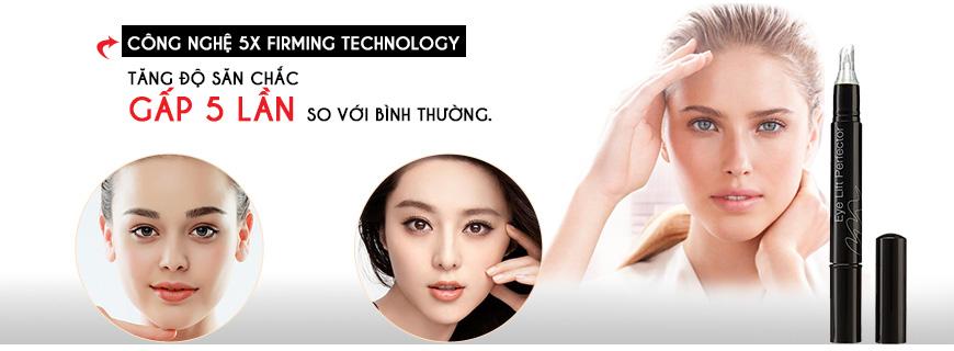 Công nghệ 5X Firming Technology