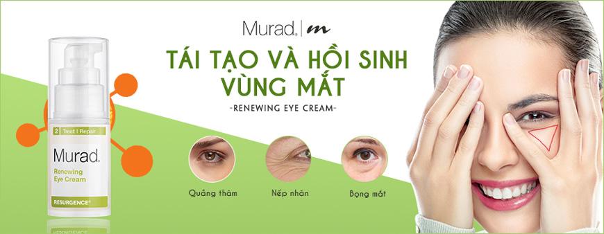 Kem tái tạo và hồi sinh vùng mắt Murad Renewing Eye Cream 1
