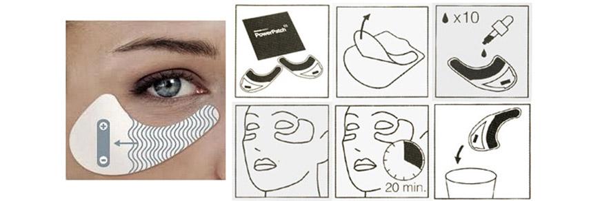 Công dụng mặt nạ xóa nhăn vùng mắt Mesoestetic