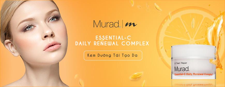 Kem dưỡng tái tạo và làm khỏe da Murad Essential-C Daily Renewal Complex 1