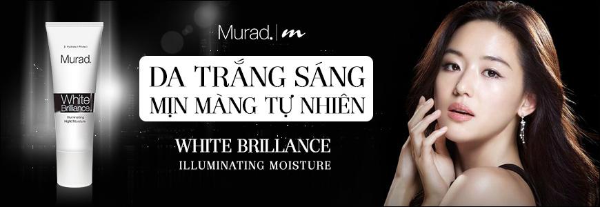 Kem dưỡng trắng da ban đêm Murad White Brillance 1