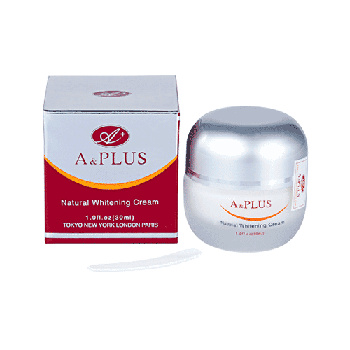 A&Plus Natural Whitening Cream A014