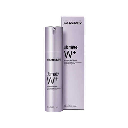 Mesoestetic Ultimate W + Whitening Cream