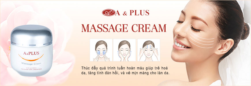 Kem Masssage mặt A&Plus Massage Cream A011 1