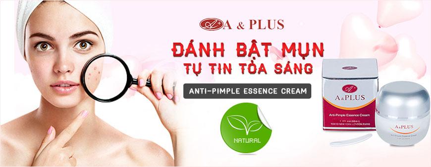 Kem trị mụn A&Plus Anti-Pimple Essence Cream A012 1