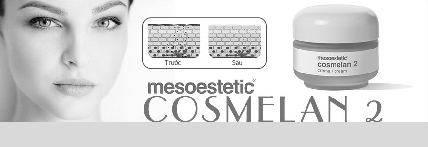 Kem trị nám Mesoestetic Cosmelan 2