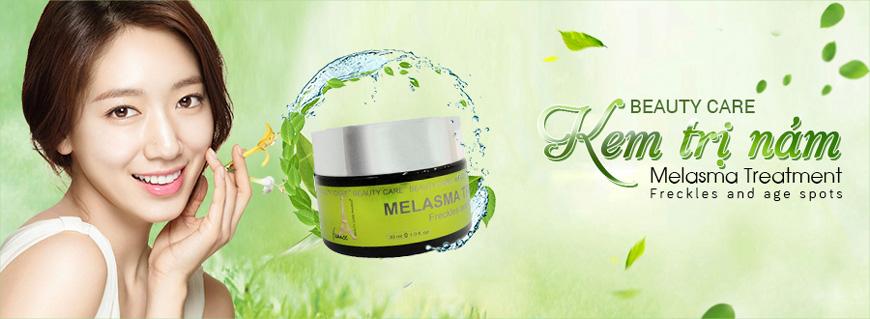 Kem trị nám làm trắng da Melasma Treatment Beauty Care