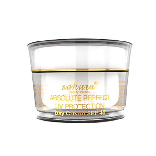 Sakura Absolute Perfect UV Protection Day Cream SPF45