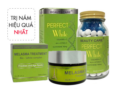 Cách điều trị Melasma Treatment Beauty Care