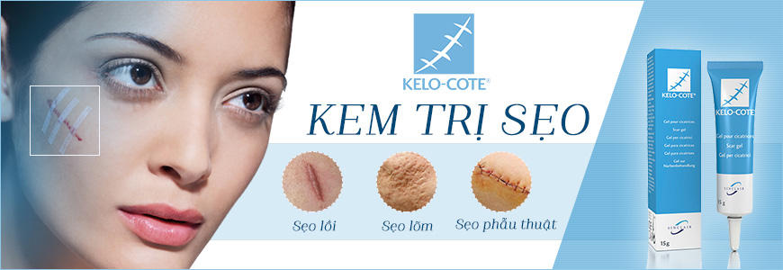 Image result for KeLo-CoTe 6g HỖ TRỢ ĐIỀU TRỊ SẸO