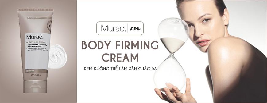 Kem làm săn chắc chống rạn da toàn thân Murad Body Firming Cream 1
