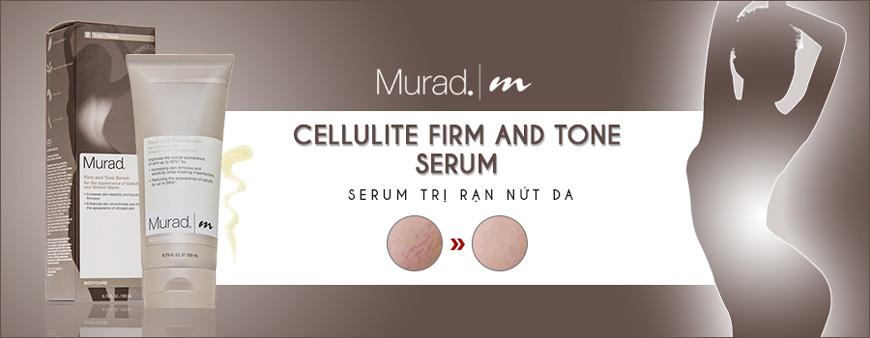 Serum làm săn chắc và trị rạn da Murad Cellulite Firm and Tone 1
