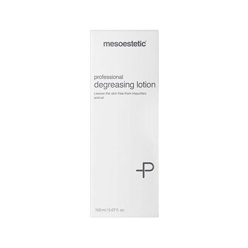 Dung dịch Mesoestetic Professional Degreasing Lotion