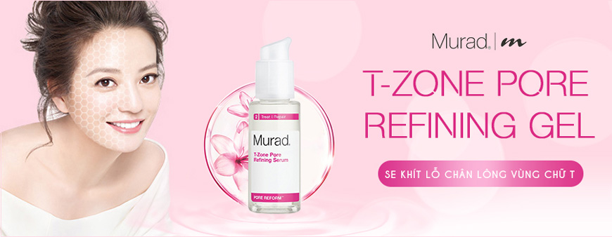 Gel Murad T-Zone Pore Refining