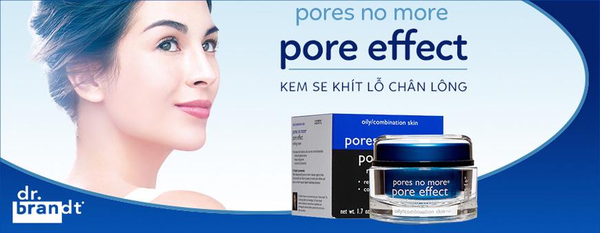 Kem dưỡng da se khít lỗ chân lông, làm sáng da Pores No More Pore Effect Dr.brandt 1