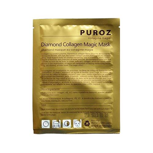 Mặt nạ collagen tinh chất cá hồi Puroz