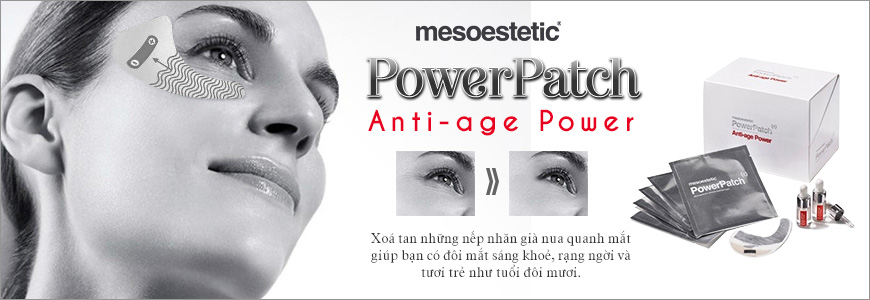Mesoestetic Power Patch Anti-Age