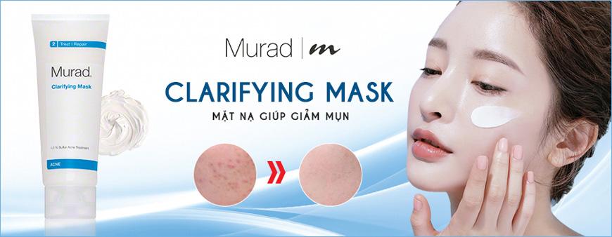 Mặt nạ giúp giảm mụn Murad Clarifying Mask 1