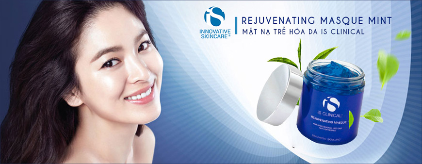 Mặt nạ trẻ hóa da iS Clinical Rejuvenating Masque