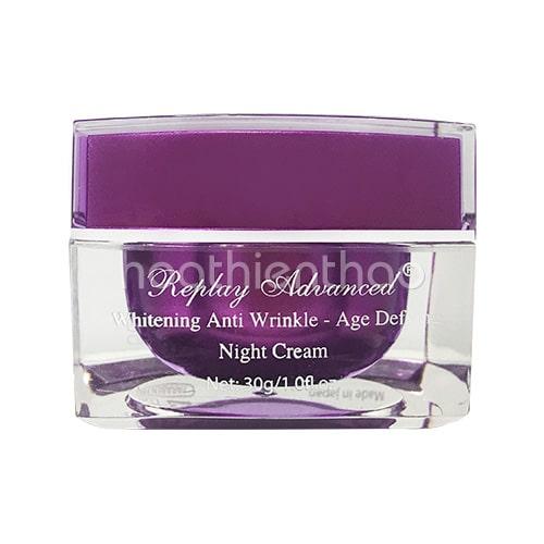 Replay Advanced Night Cream
