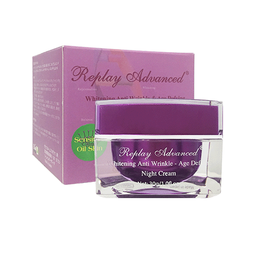 Replay Advanced Night Cream