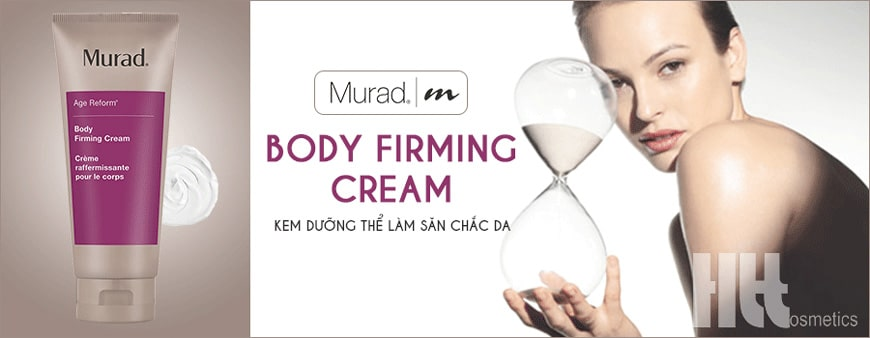 Kem làm săn chắc chống rạn da toàn thân Murad Body Firming Cream