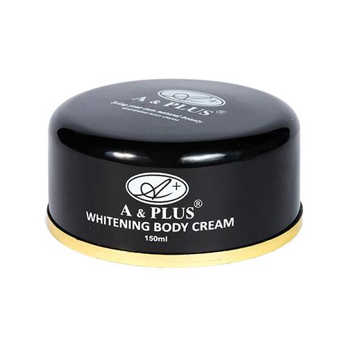 Kem dưỡng trắng da toàn thân A&Plus Whitening Body Cream SPF 45 PA+++