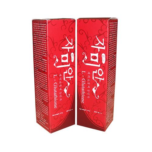 Kem dưỡng toàn thân Hàn Quốc L-Glutathione SPF50++