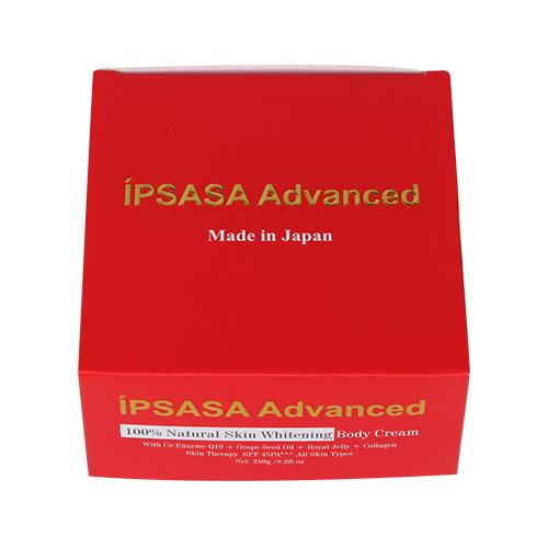 Kem dưỡng trắng da toàn thân Ipsasa Advanced SPF 45+++
