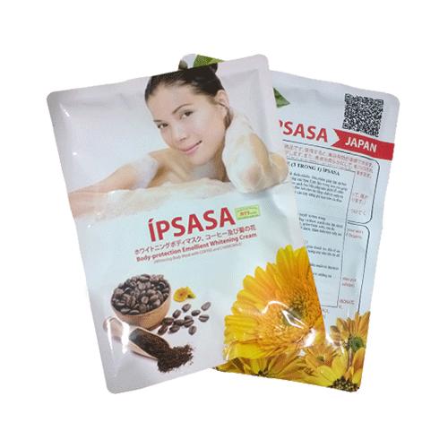 Kem tắm trắng Ipsasa hoa cúc và cà phê
