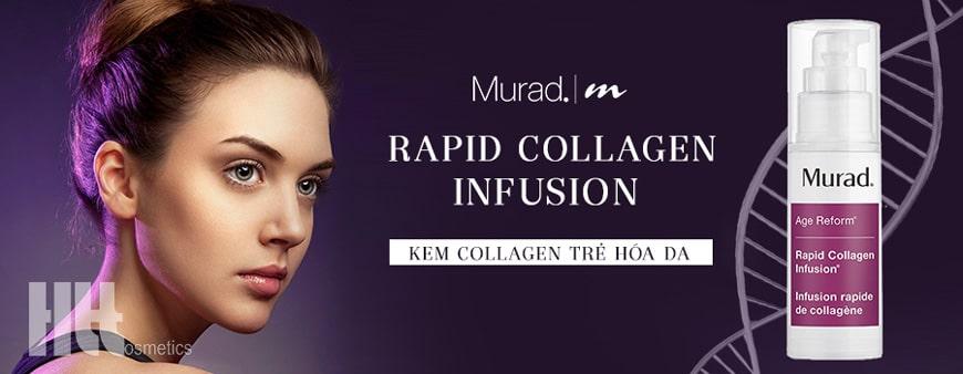 Kem trẻ hóa da Collagen Murad Rapid Collagen Infusion