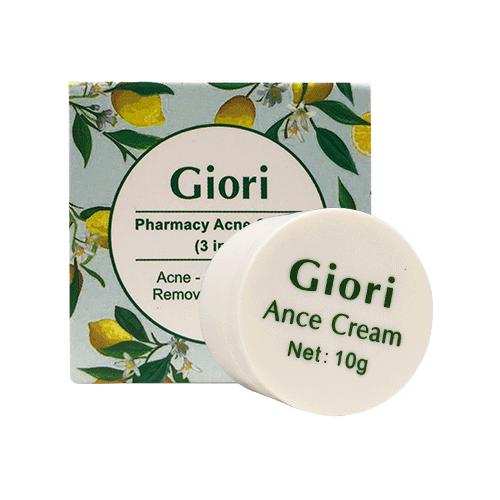Kem trị mụn Giori Pharmacy Acne Cream
