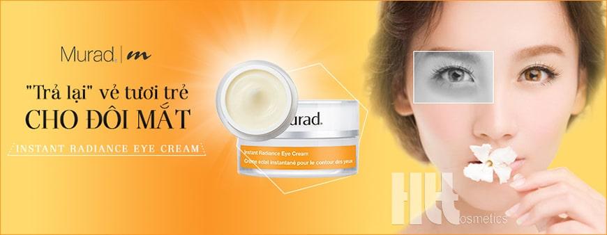 Kem trị thâm vùng mắt cấp kỳ Murad Instant Radiance Eye Cream