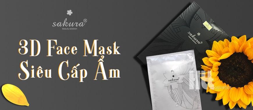 Mặt nạ Sakura 3D Face Mask