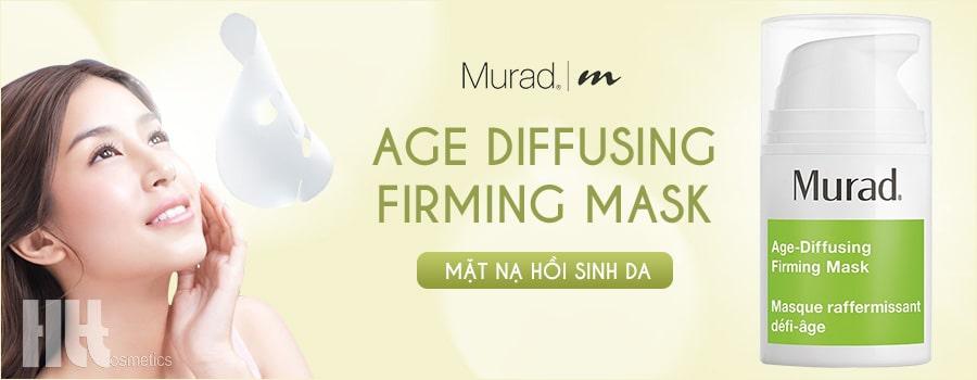 Mặt nạ phục hồi da Murad Age Diffusing Firming Mask