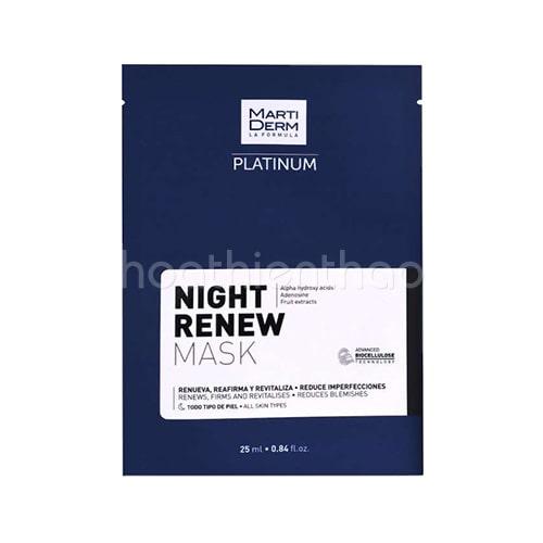 MartiDerm Night Renew Platinum