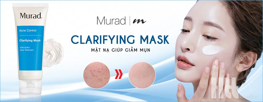 Mặt nạ trị mụn Murad Clarifying Mask