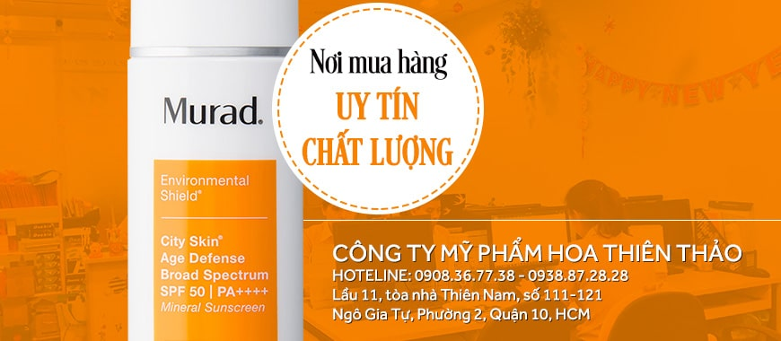 Mua Murad City Skin Age Defense Broad Spectrum ở đâu uy tín?