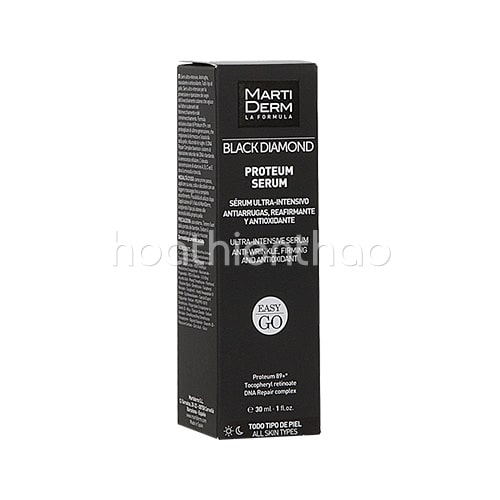 Serum MartiDerm Black Diamond Proteum 03