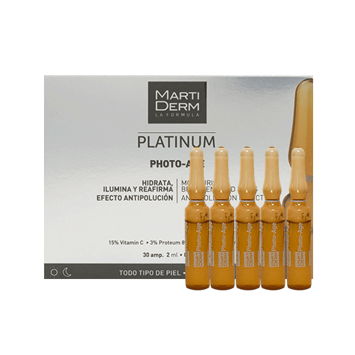Serum Martiderm Platinum Photo-Age