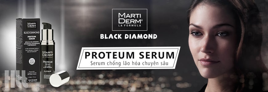 Serum MartiDerm Black Diamond Proteum