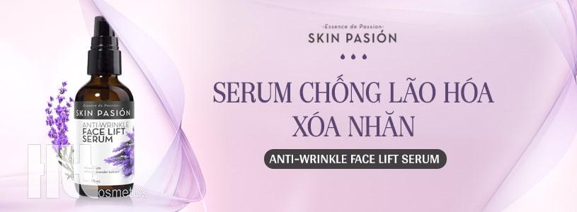 Serum chống lão hóa, xóa nhăn, nâng cơ Skin Pasion