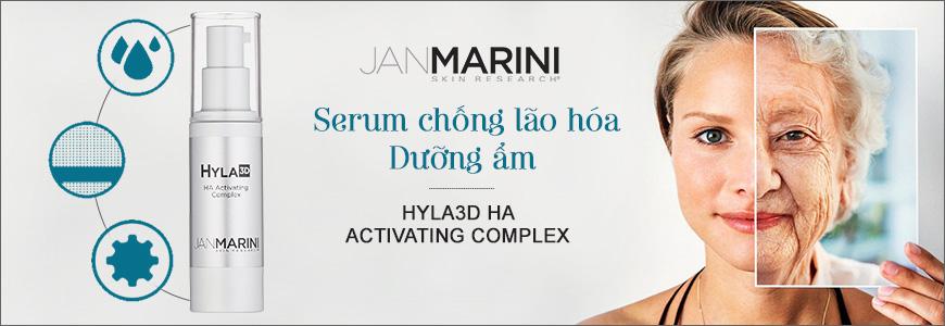 Serum chống lão hóa dưỡng ẩm Jan Marini Hyla 3D HA Activating 1
