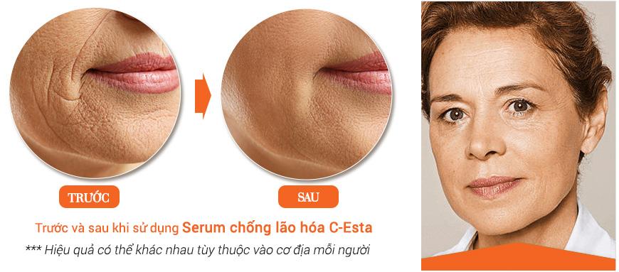 Tác dụng Jan Marini C-Esta Face