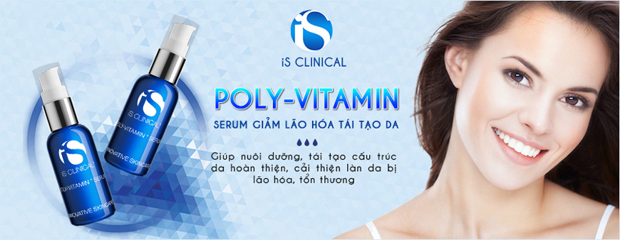 IS Clinical Poly – Vitamin