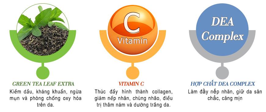 Serum chống lão hóa xóa nhăn Jan Marini C-Esta Face Oil Control 3