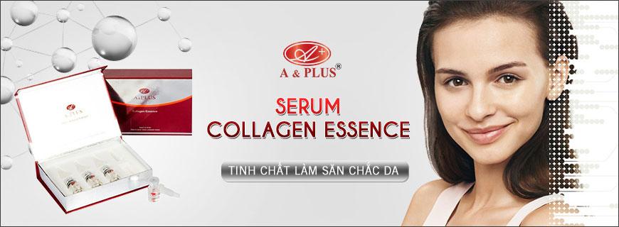 Serum collagen chống lão hóa A&Plus Essence A018 1