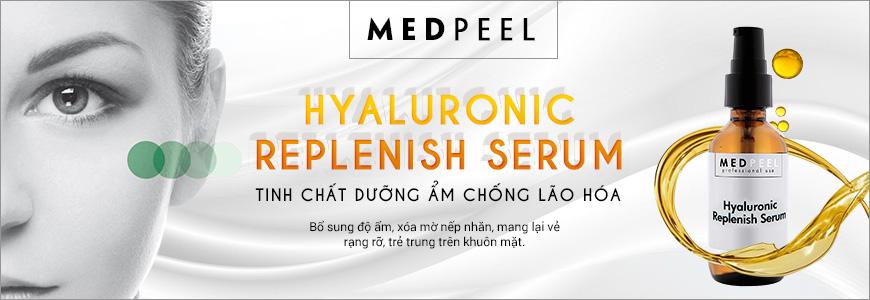 Serum dưỡng ẩm chống lão hóa Medpeel Hyaluronic Replenish