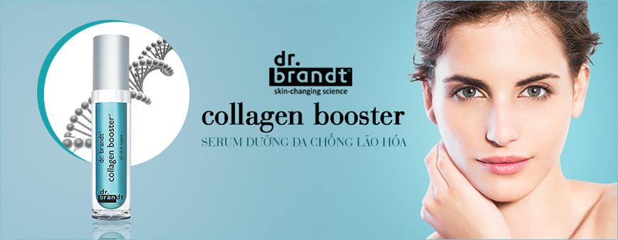Serum dưỡng da chống lão hóa Dr. Brandt Collagen Booster 1